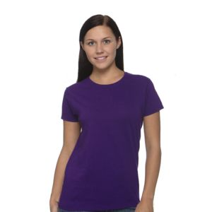 GILDAN Womens Ultra Cotton Tee Thumbnail
