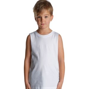 AS Colour Unisex Kids Tank Thumbnail