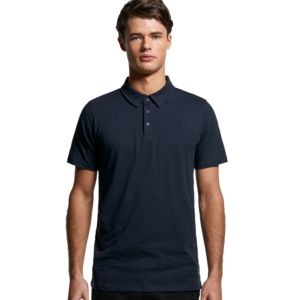 AS COLOUR  Adult Chad Polo Shirt Thumbnail